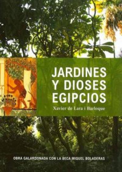 9788488608901 Jardines y Dioses Egipcios