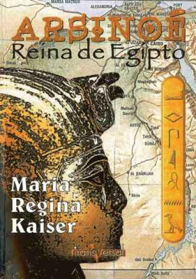 Arsinoé. Reina de Egipto