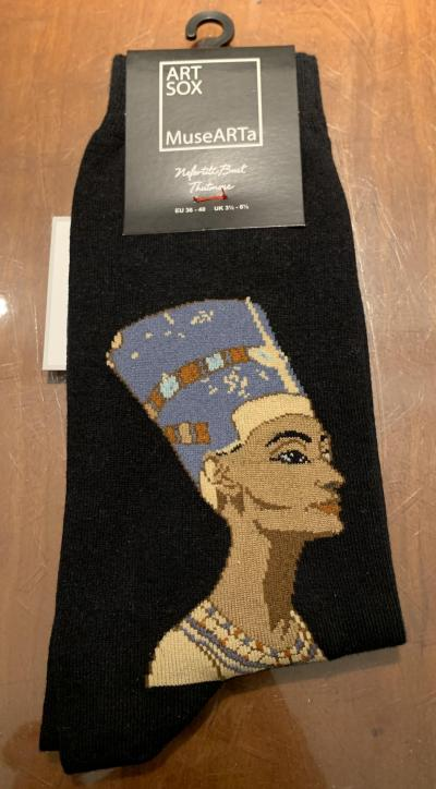 calcetines Nefertiti