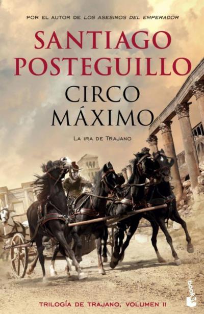Circo Máximo-Santiago Posteguillo