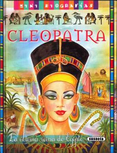 Cleopatra mini biografias