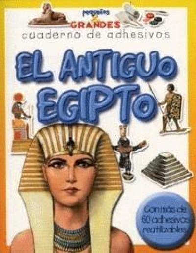 El antiguo Egipto. Adhesivos
