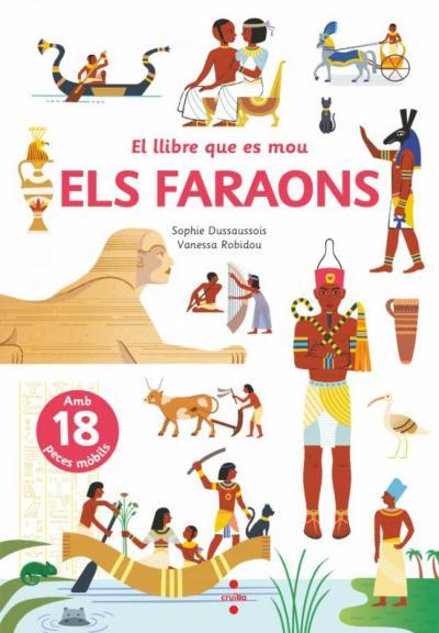 El llibre que es mou. Els faraons.