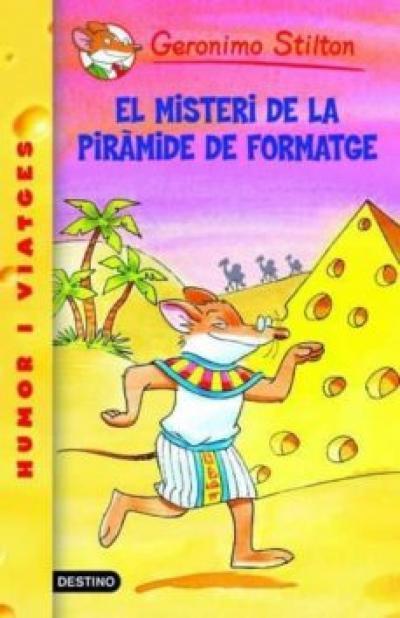 El misteri de la piràmide de formatge