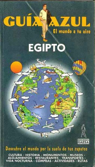 Guía azul. Egipto