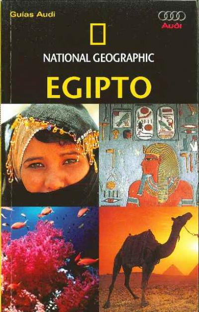 Guía National Geographic Egipto
