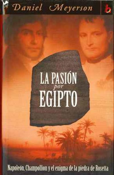 La pasión por Egipto