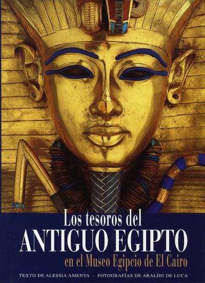 Los tesoros del antiguo Egipto en el Museo Egipcio de El Cairo