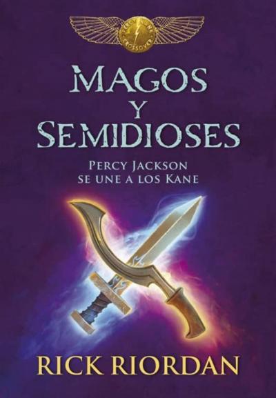 MAGOS Y SEMIDIOSES