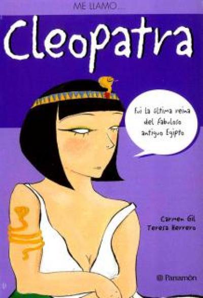 Me llamo... Cleopatra