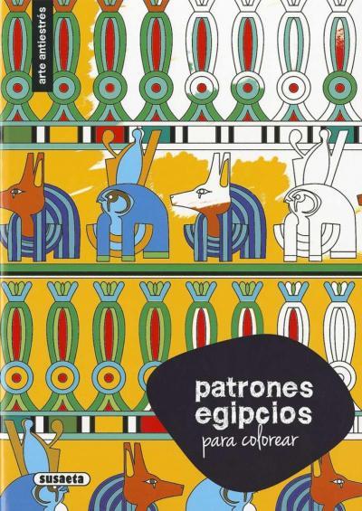 Patrones egipcios para colorear