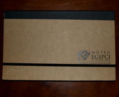 Photobook CD del Museu Egipci