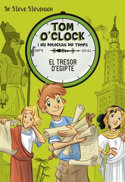 Tom O'clock El tresor d'Egipte