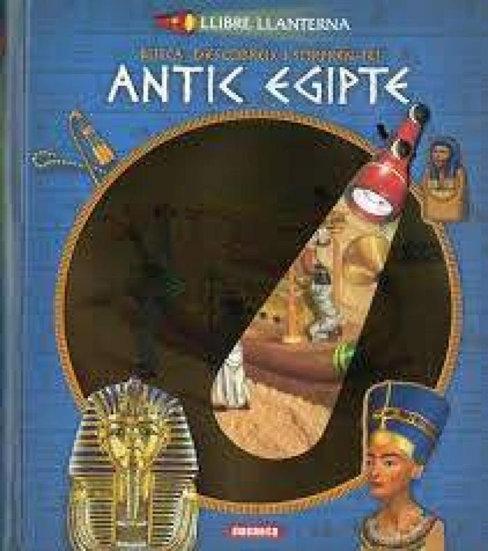 antic egipte llibre llanterna