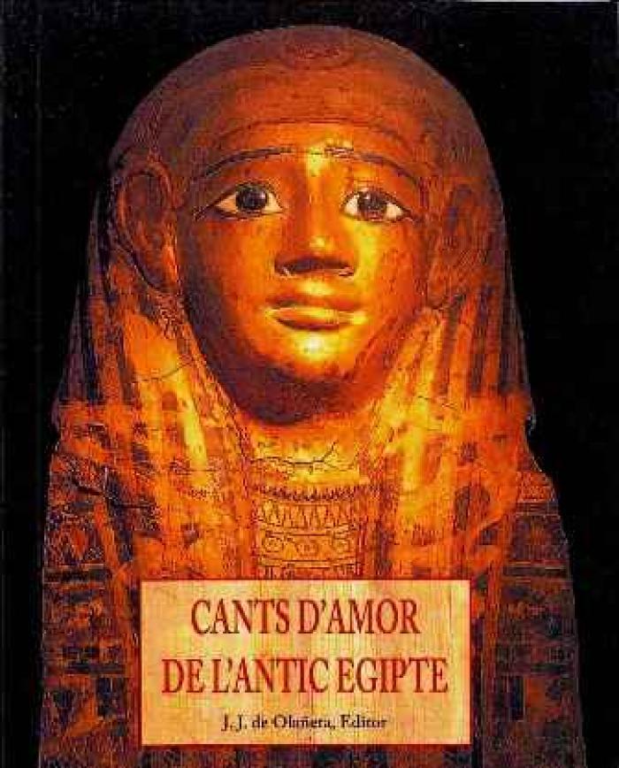Cants d'amor a l'antic Egipte
