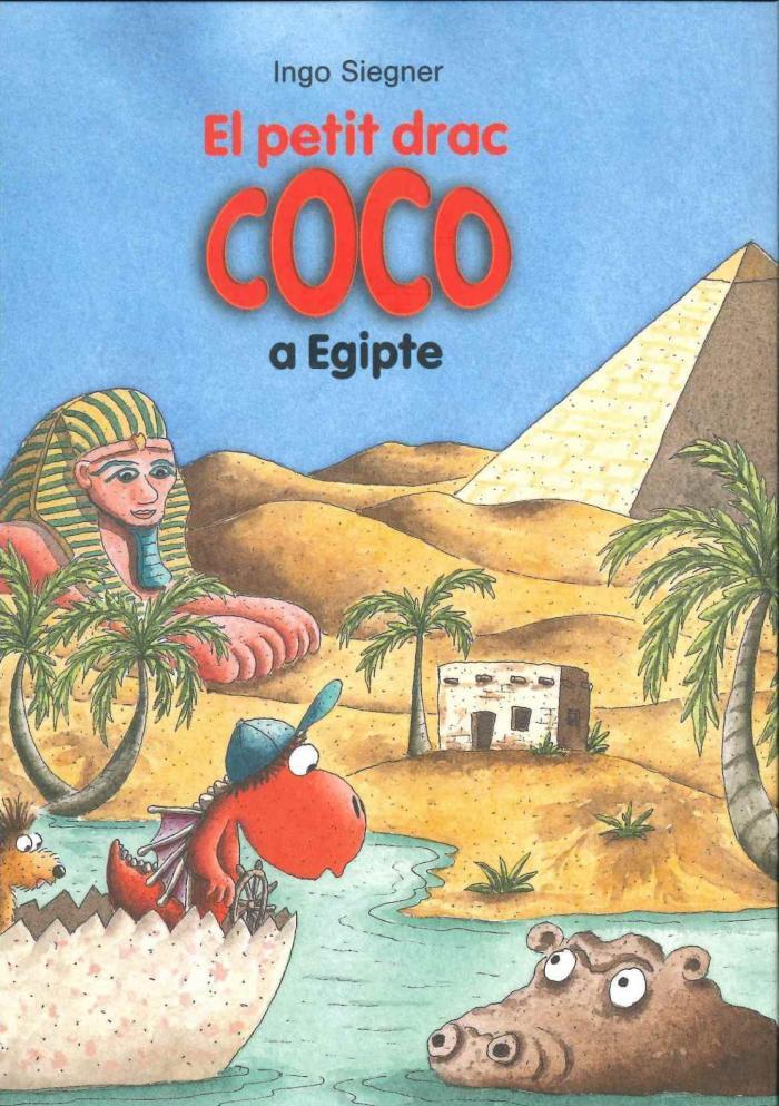 Coco a Egipte