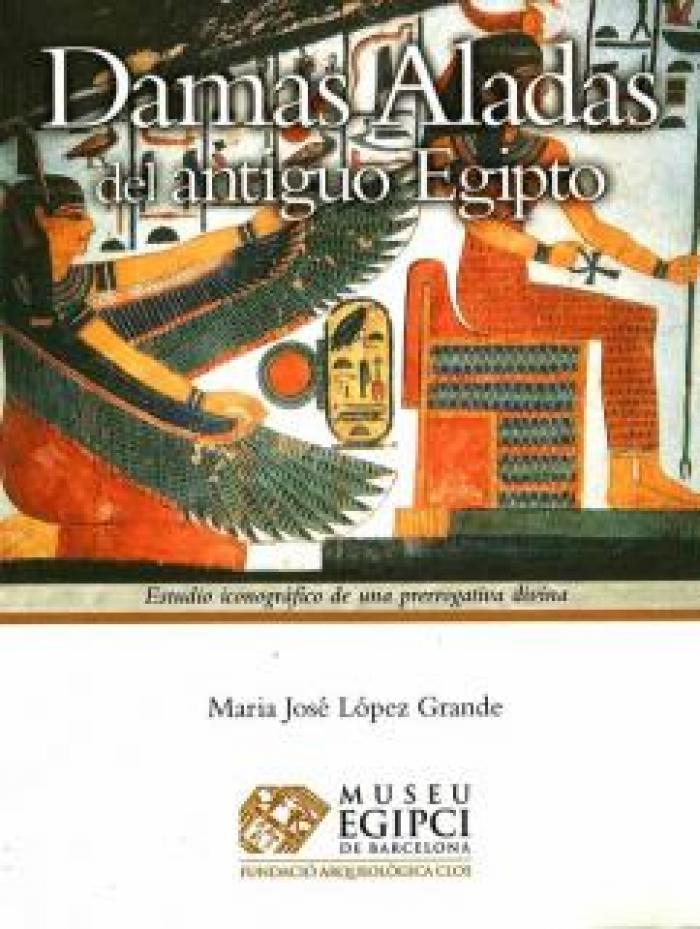 Damas Aladas del antiguo Egipto