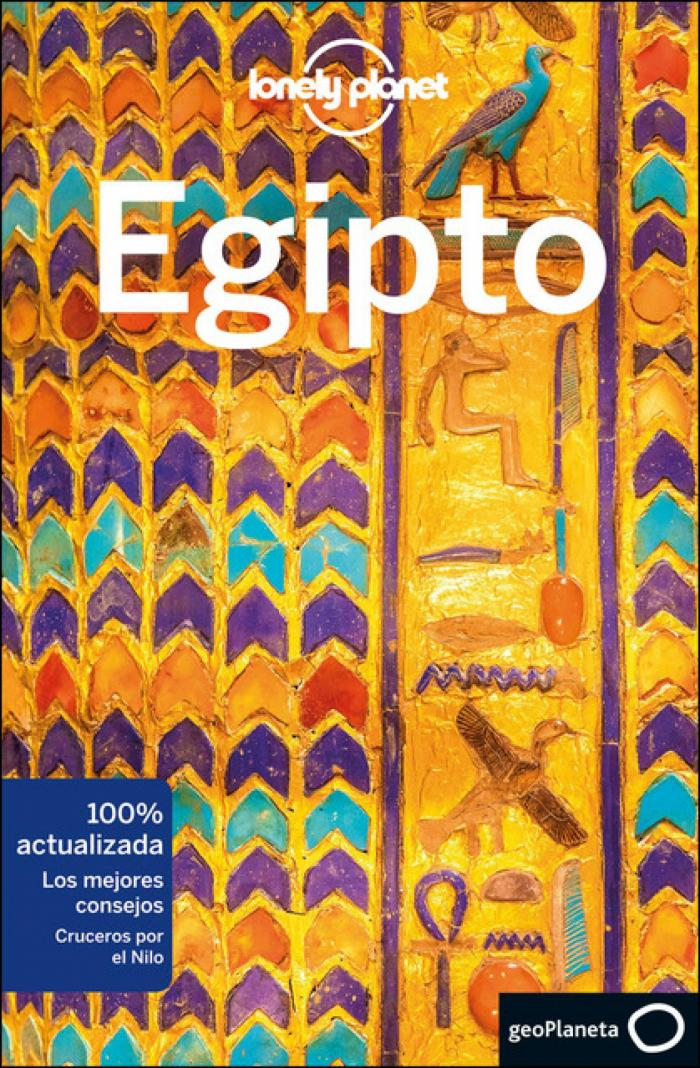 Egipto Lonely Planet 9788408197522