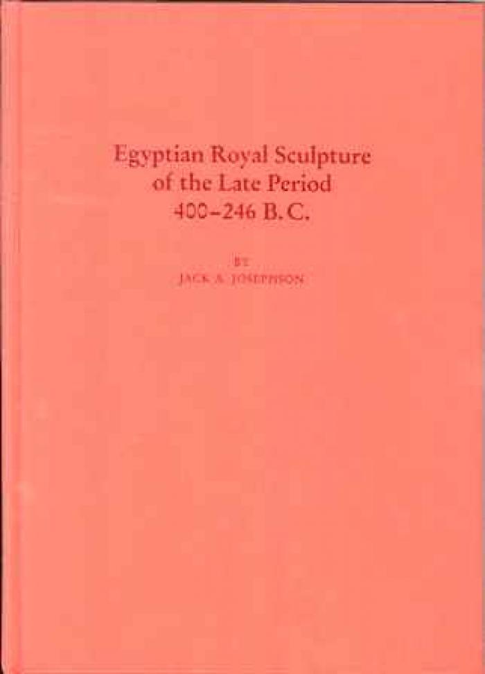 Egyptian royal sculpture