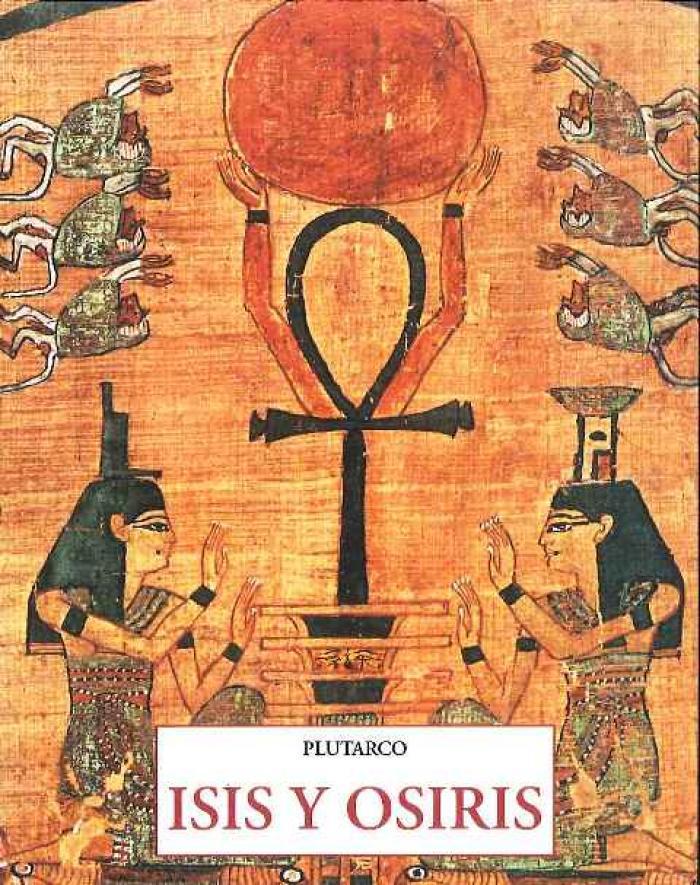 Isis y Osiris pequeños libros
