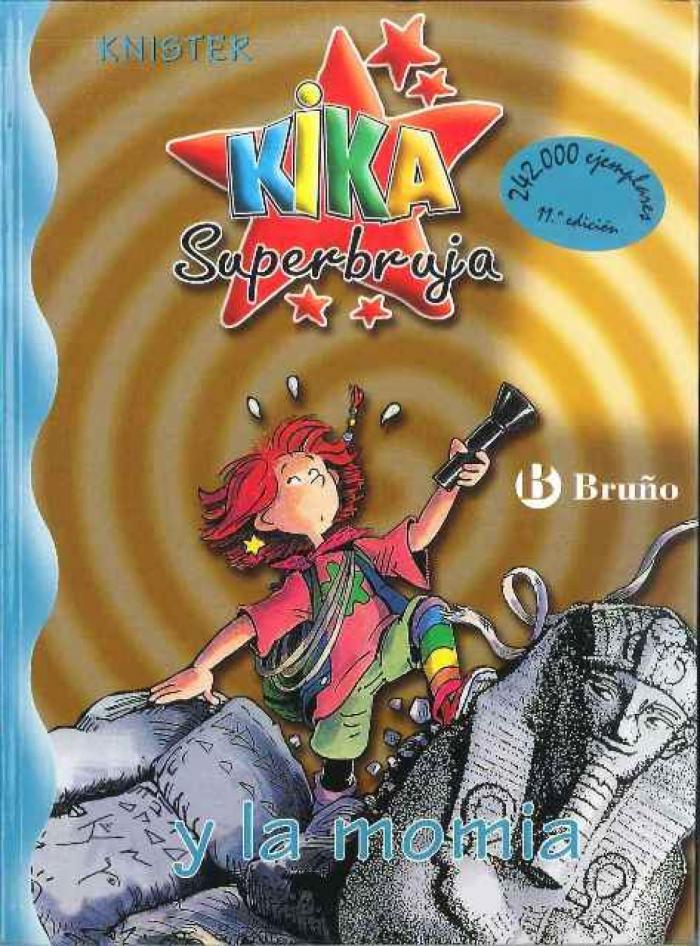kika y la momia