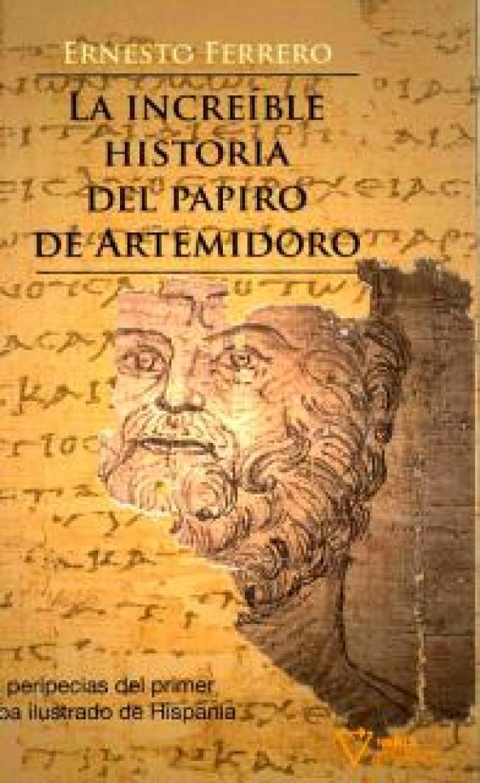 La increible historia del Papiro de Artemidoro