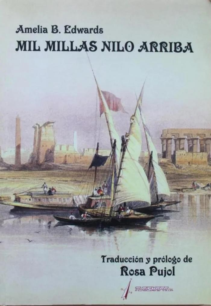 Mil millas Nilo arriba-Turismapa