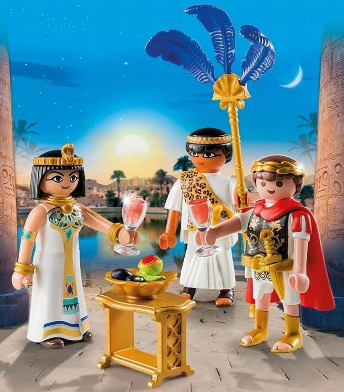 playmobil 5394 cesar cleopatra 3