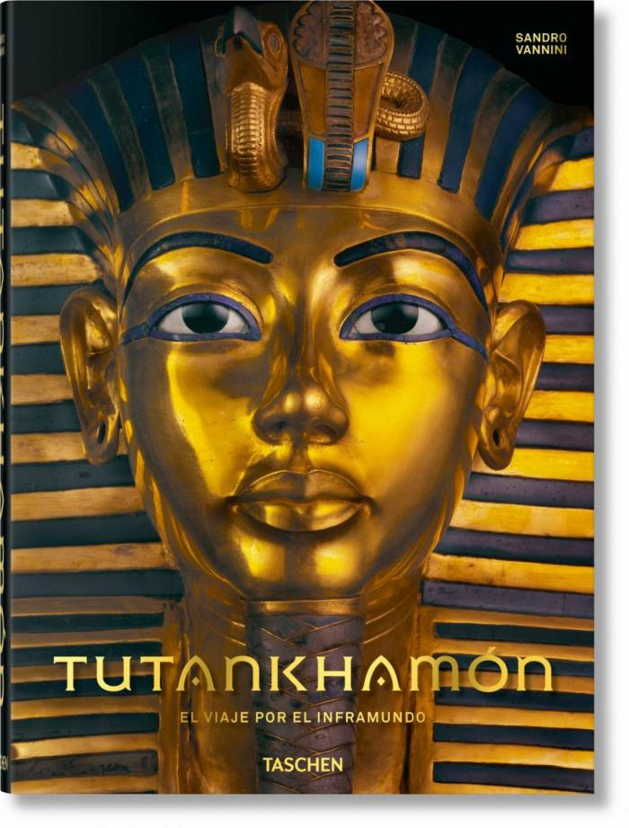 Tutankhamón El viaje al Inframundo