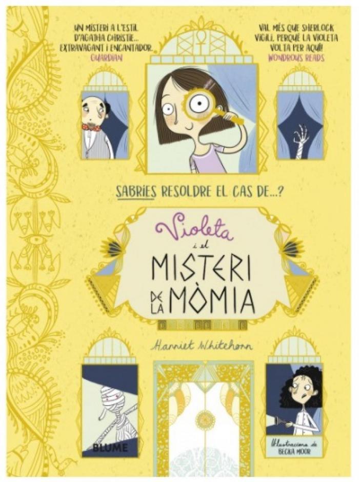 Violeta i el misteri de la mòmia